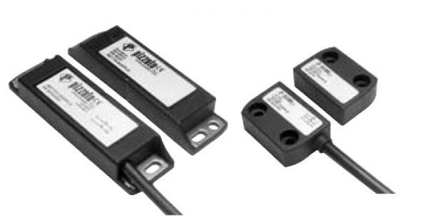 Capteurs magnétiques de sécurité