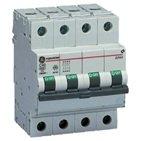 Disjoncteurs EP60 Courbes B-C-D EN 60898-1/6kA-EN 60947-2/10KA