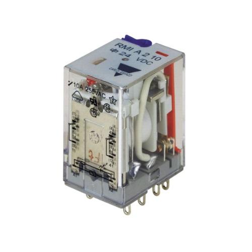 Relais auxiliaire 4RT 24VDC