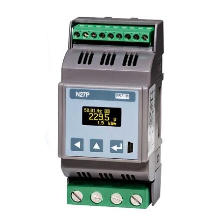 Centrale de mesure modulaire Mono N27P