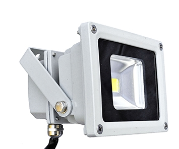 PROJECTEUR LED  230 V 10 WATT IP65 3100°K