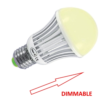 Ampoule LED E27 10 W Dimmable