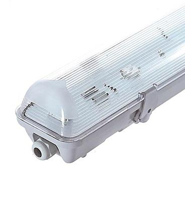 Boitier Etanche Tube LED T8 1X150