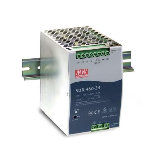 Alimentation SDR 24v - 480W