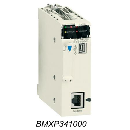 Processeur M340 Modbus