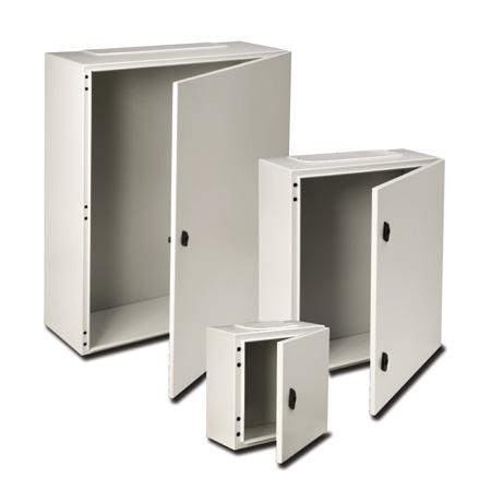 Armoires métalliques 300x200x150 mm