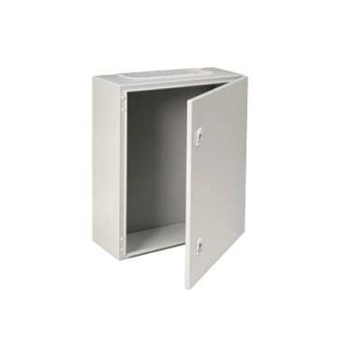 COFFRET METALLIQUE ARGENTA - 600 x 600 x 250