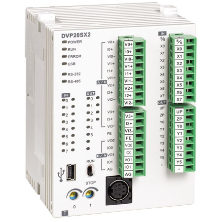 Automate DVP-SX2