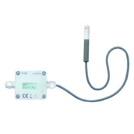 Sonde d'hygrométrie et de température d'ambiance Cable