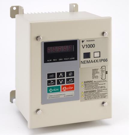 Variateur compact à contrôle vectoriel 1.5 Kw 400 V IP66
