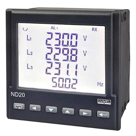 Centrale de mesure electrique ND20