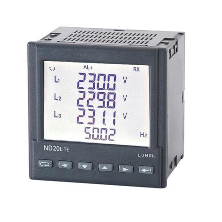 Centrale de mesure electrique ND20LITE