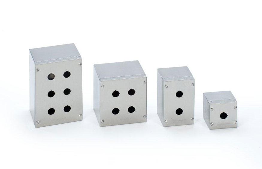 Boîtes à boutons série SPN
