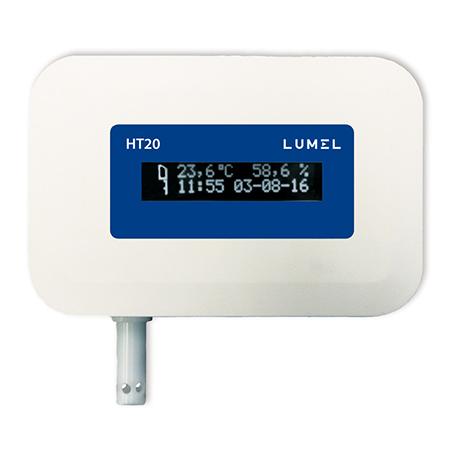 Sonde d'hygrométrie et de température Ethernet