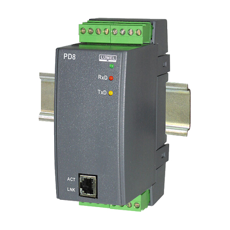 Convertisseur RS485 - Ethernet