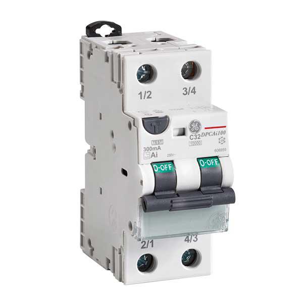 GENERAL ELECTRIC : nouveaux disjoncteurs