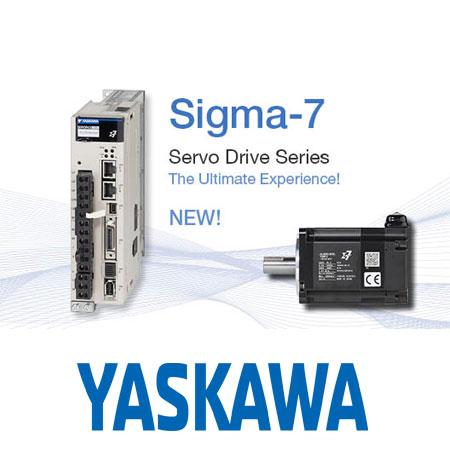 YASKAWA : Servo Drive Sigma-7