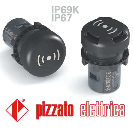PIZZATO : Indicateur Sonore IP67 / IP69K