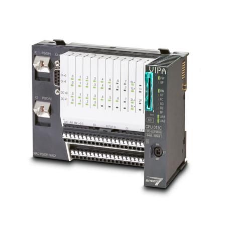 YASKAWA : CPU compact dans la gamme SLIO
