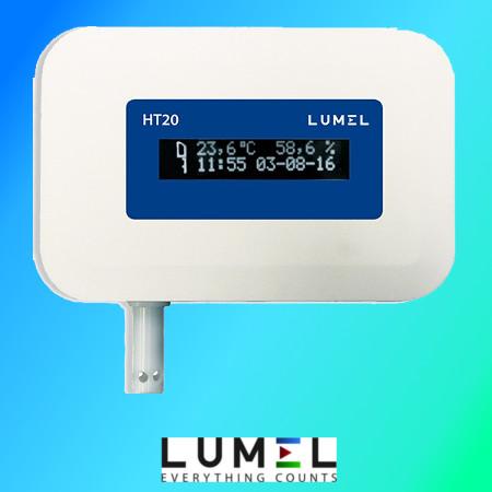 LUMEL : Capteur d'humidité et température