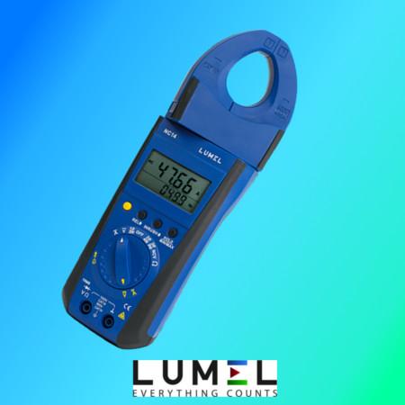 LUMEL : Pince Amperemetrique
