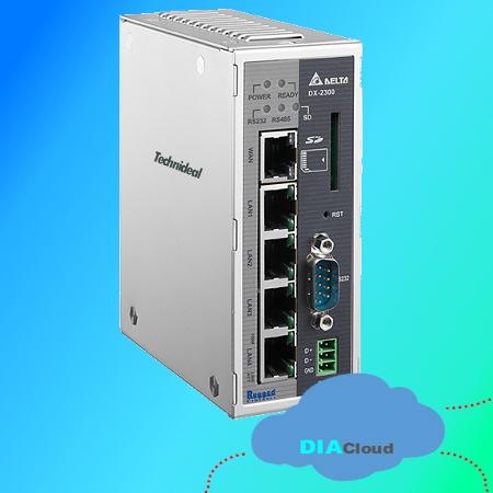 DELTA : Nouveau Routeur Ethernet Série DX